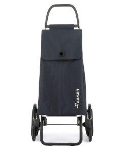 Carro compra 6 ruedas bolsillo trasero bolsa cuadrada chasis alumino bolsa lisa mf marengo akanto mf 6 rolser
