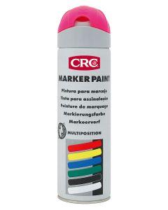 Pintura marcaje obra fluorescente spray fucsia markerpaint crc