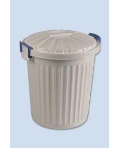 Cubo industrial 23 lt blanco oscar denox 13230
