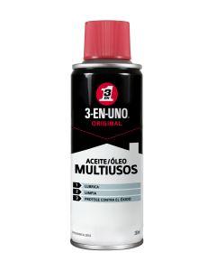 Aceite lubricante multiuso 3-en-uno 200 ml