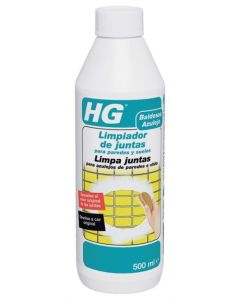 Limpiador juntas suelos y paredes 500 ml hg