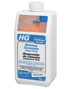 Quitacemento suelo no poroso 1 lt hg
