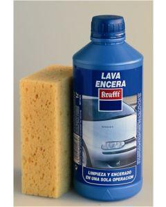 Detergente coche encera y abrillanta 1lt krafft 1 lt 14075