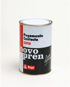 Pegamento contacto lata 500 ml 0,50 lt novopren super rayt