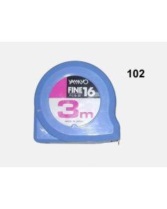 Flexometro medicion 03mt-16,0mm yamayo ma sin freno fc-30