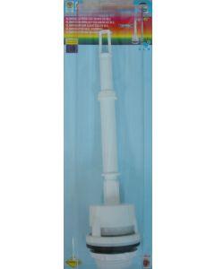 Descarga cisterna inodoro clasica extensible s&m 320392