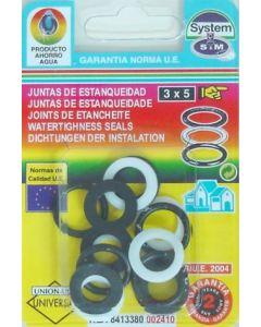 "Junta fontaneria 1/2"" saneaplast"