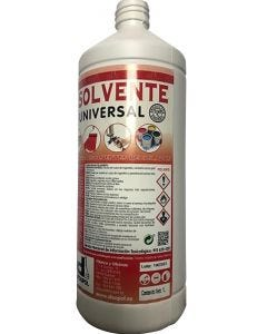 Disolvente universal envase plastico 1 lt nitro disopol