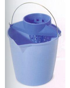 Cubo agua con escurridor 13 lt tes 6213l