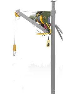 Polipasto elevacion electrico columna+bipode 300kg u-300-k umacon 31699