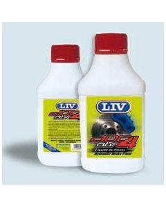 Liquido coche frenos lubricante 500ml liv