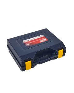 Caja herramientas 385x330x130mm polipropileno azul nº40 tayg