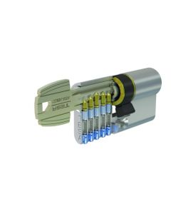Cilindro leva corta 30x30mm laton 52003030l tesa 52003030l