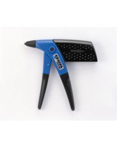 Remachadora manual aluminio inyectado/acero tratado flipper gesipa 1433950