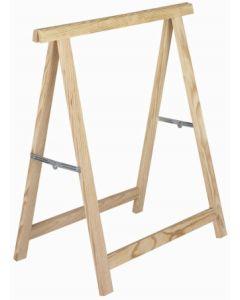 Caballete multiuso standard 75x75cm madera pino astigarraga