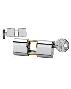 Cilindro con pomo ovalado 38x38mm niquel 5979p3030/4 cvl 5979p3030/4