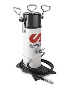 Bomba engrase pedal con deposito 5kg 70 samoa
