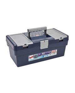 Caja herramientas 400x217x166mm polipropileno nº12 tayg