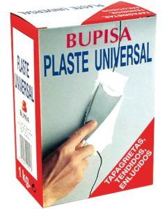 Masilla restauracion plaste polvo 1 kg multiuso bupisa 1 kg