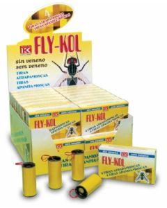 Cebo moscas tira adhesiva fly-kol 05-00032
