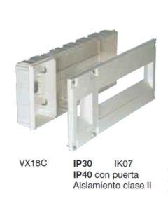 Caja electricidad icp 12 elementos hager