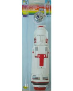 Descarga cisterna inodoro doble universal s&m 410239