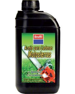 Aceite lubricante cadena motosierra 1 lt krafft 55944