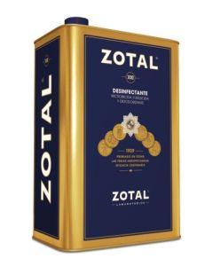 Desinfectante quimico fungicida desodorizante 250 gr zotal