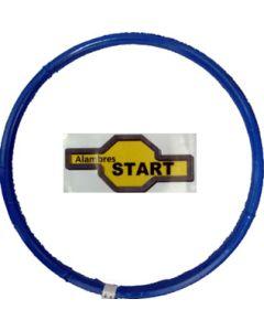 Alambre cuerda piano 1,5mm 1kg alambres start acero 1 kg al1000150