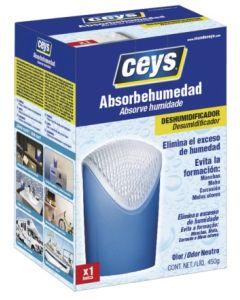 Absorbe humedad hogar 450 gr ceys 501112