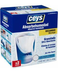 Absorbe humedad hogar 900 gr ceys 501115