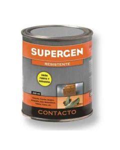 Pegamento contacto bote supergen 62600-07