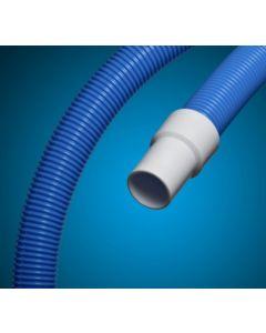 Manguera piscina autoflotante 2 manguitos 10mt-38mm azul espiroflex 03161038001