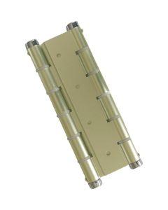 Bisagra puertas vaiven doble accion oro micel aluminio 57003