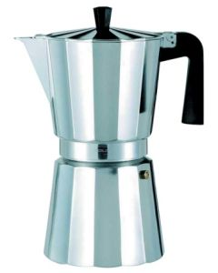 Cafetera italiana 01tz me aluminio new vitro oroley