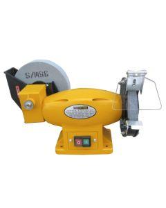 Esmeriladora taller banco combinada 450w 150-200mm ayerbe