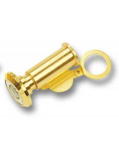 Mirilla puerta 180º 25/42mm laton bricody b-2
