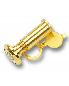 Mirilla puerta 180º 35/60mm laton cody a-2