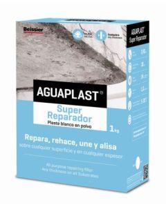 Masilla restauracion super reparadora en polvo aguaplast 1 kg