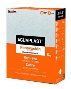 Masilla restauracion renovacion aguaplast 5 kg