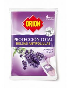 Anti-polillas bola embolsada orion
