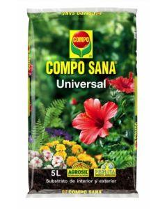 Sustrato cultivo universal 5 lt compo composana