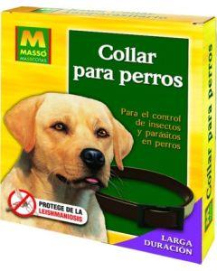 Collar perro antiparasitario masso 231027