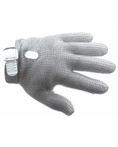 Guante proteccion malla metalica acero inox arcos 615300