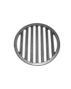 Parrilla estufa hierro fundido theca 6500322