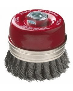 Cepillo industrial taza amoladora 100 mm / 0,8 mm fecin 251001eqm14