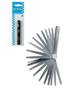 Galga medicion 20 laminas 0,05-1mm acha