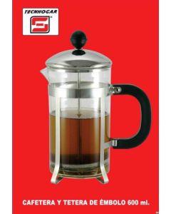 Cafetera embolo 08tz-600ml me tecnhogar