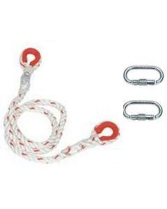 Cuerda seguridad para arnes climax