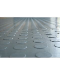 Pavimento aislamiento suelo 1mtx10mtx3mm circulos tecnogoma gris 99030031